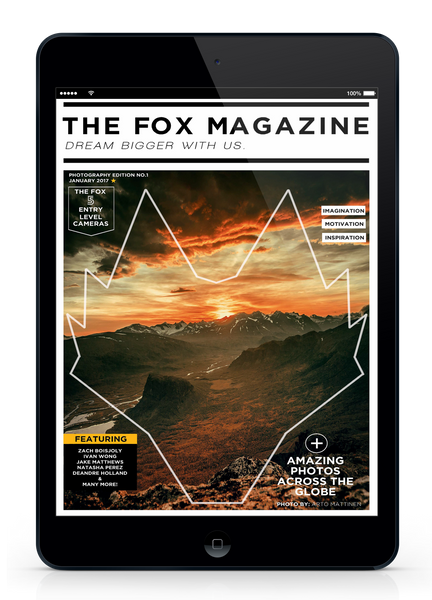 The Photography Issue - Shop The Fox