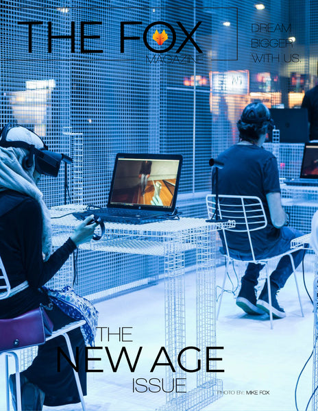 The New Age Issue - Print - Shop The Fox