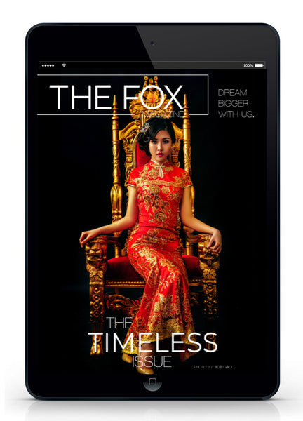 The Timeless Issue - Shop The Fox
