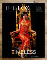 The Timeless Issue - Print - Shop The Fox
