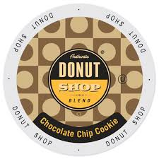 Authentic Donut Shop Chocolate Chip Cookie