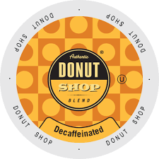 Authentic Donut Shop Decaffeinated