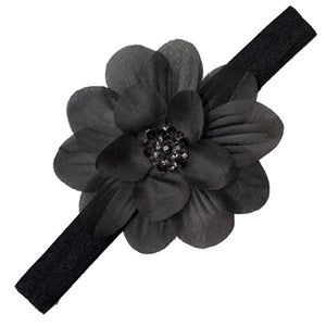 Sequin Middle Flower Headband