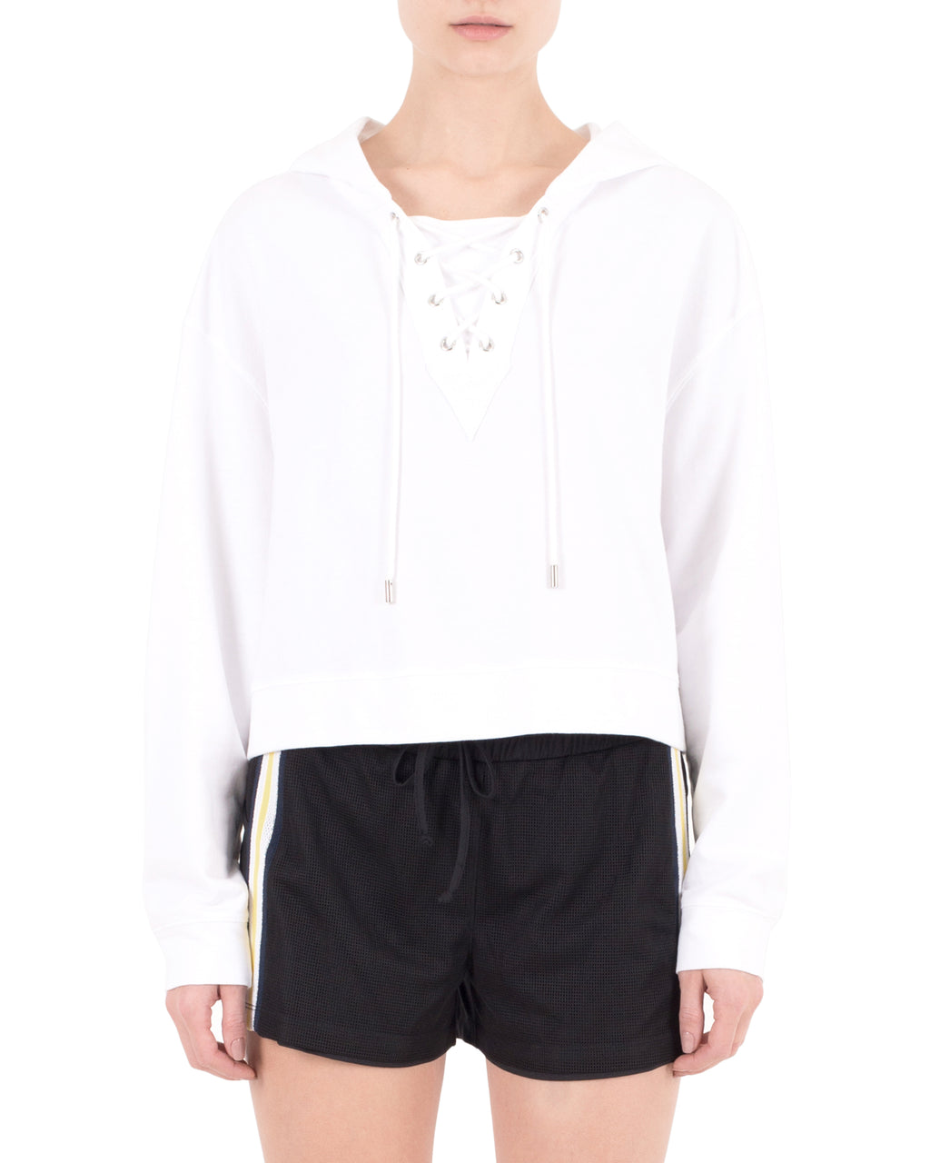 Darly Top White