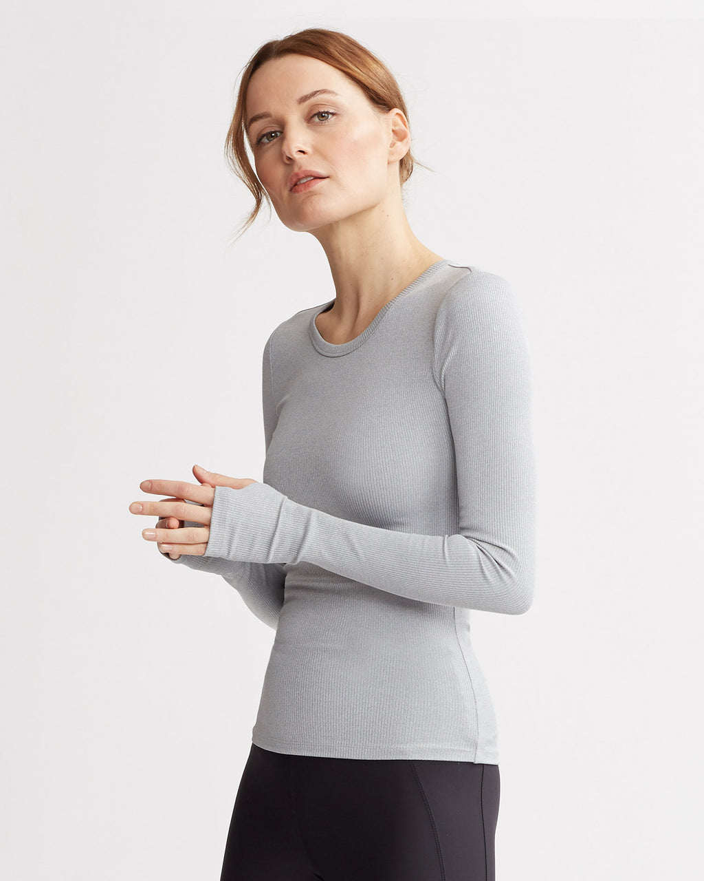 HAINES TOP HT GREY