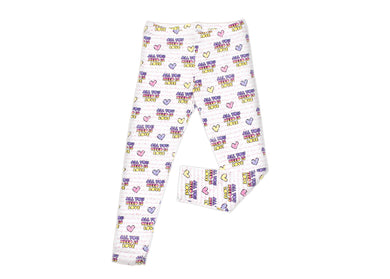 All You Need Is Love Kids Leggings