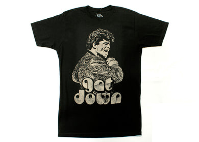 James Brown Get Down Tee