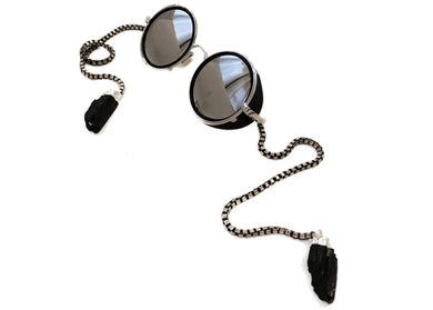 Space Cowboy Sunglasses with Black Tourmaline