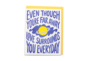 Love Surrounds You Card