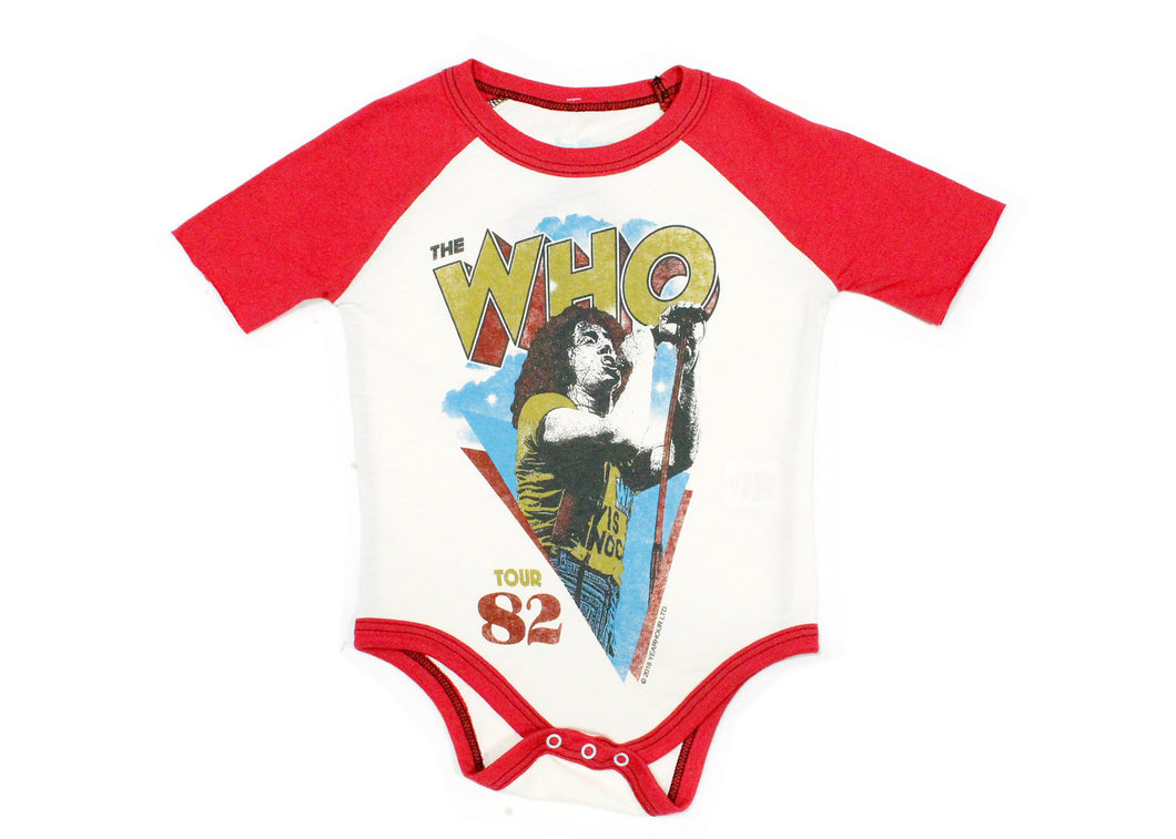 The Who Baby Onesie