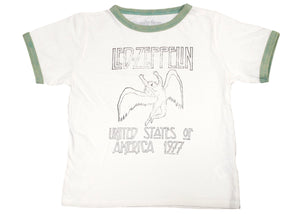 Led Zeppelin USA 1977 Kids Tee