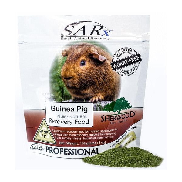Sherwood SARx Recovery Guinea Pig