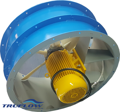 Spray Booth Exhaust Fans