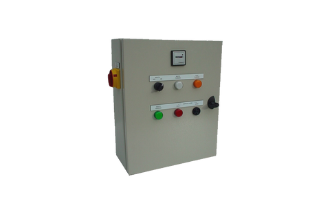 Fan Control Switch - Control Box, Single Fan up to 5.5kW