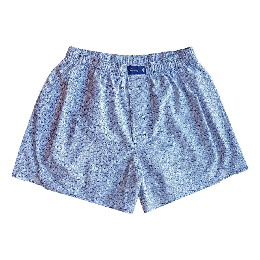 Henry Home Blue Boxer