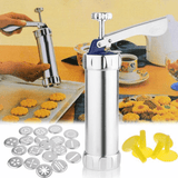 20 Mould Cookie Cutter Machine