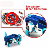 THE DOG CAR TRANSFORMER