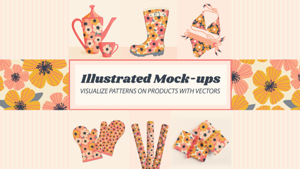 Illustrated Mock-ups class