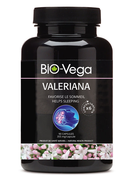 VALERIANA<br> <soustitrejf><b>Helps sleeping</soustitrejf></b>