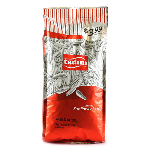 Tadim Roasted Sunflower Seeds 13 Oz