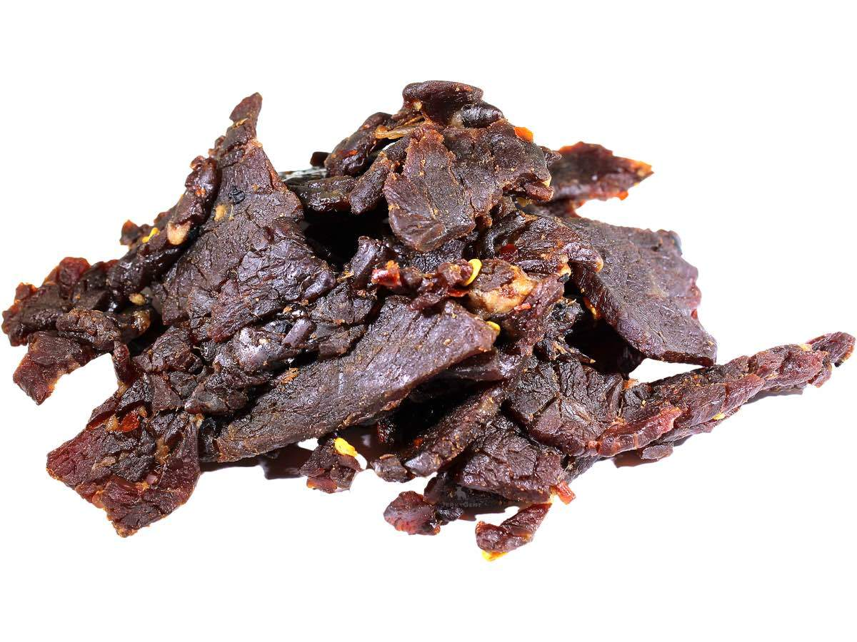 Aliyans Spicy Beef Jerky 2.0 oz