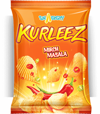 Kurleez Mirch Masala Potato Chips