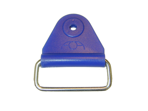 "CHAFE 1"" TRIANGLE BLUE W/EXTENDED SS LOOP,25/PK - 214185-09E"