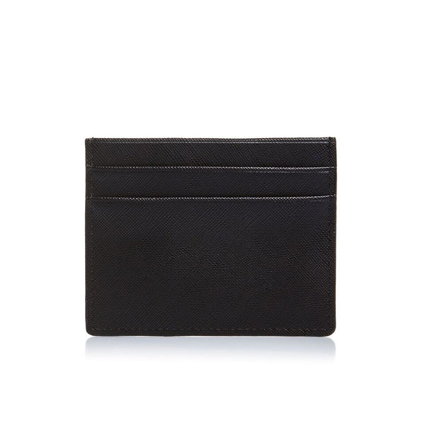 Black Double Card Holders