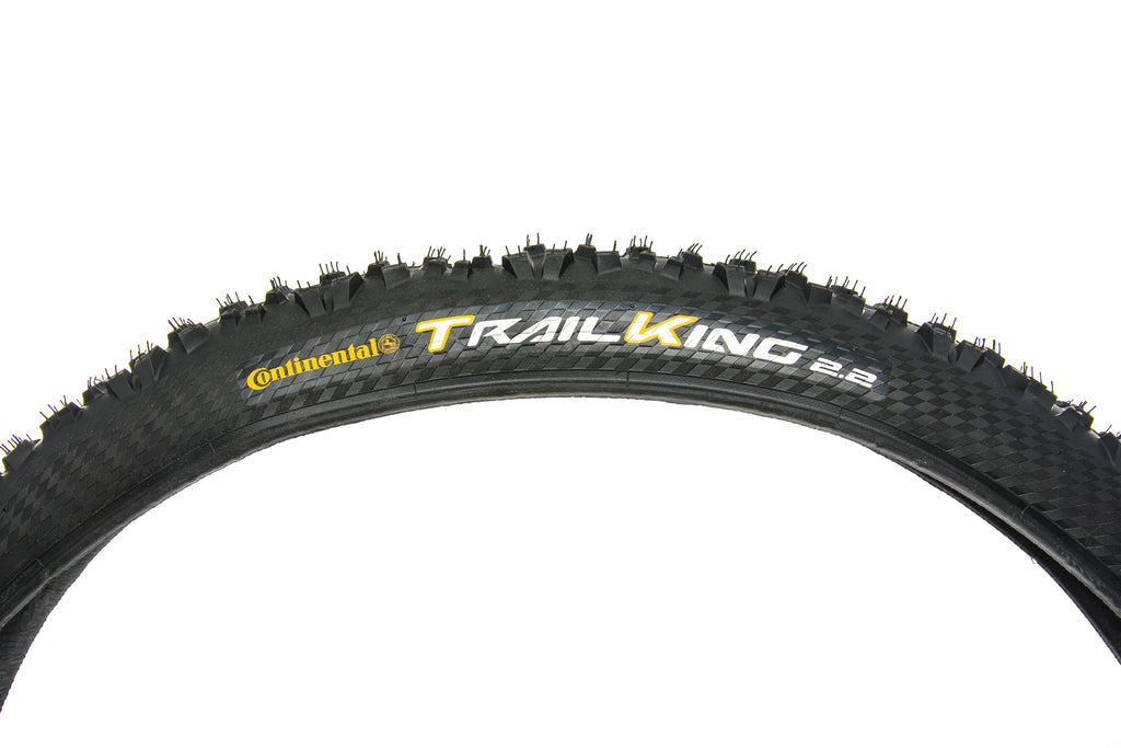 "Continental Trail King ProTection Apex Tire 27.5x2.2"" 180 TPI Tubeless"
