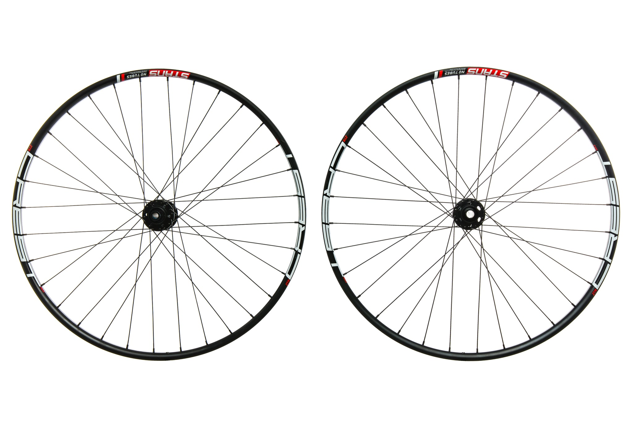 "Stan's No Tubes Crest MK3 Alloy Tubeless 27.5"" Wheelset"