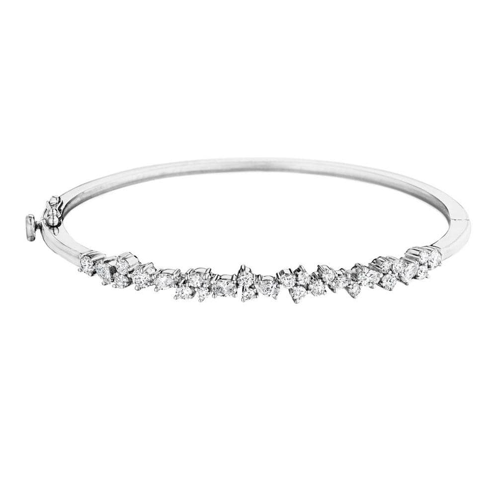 STARDUST DIAMOND BANGLE BRACELET