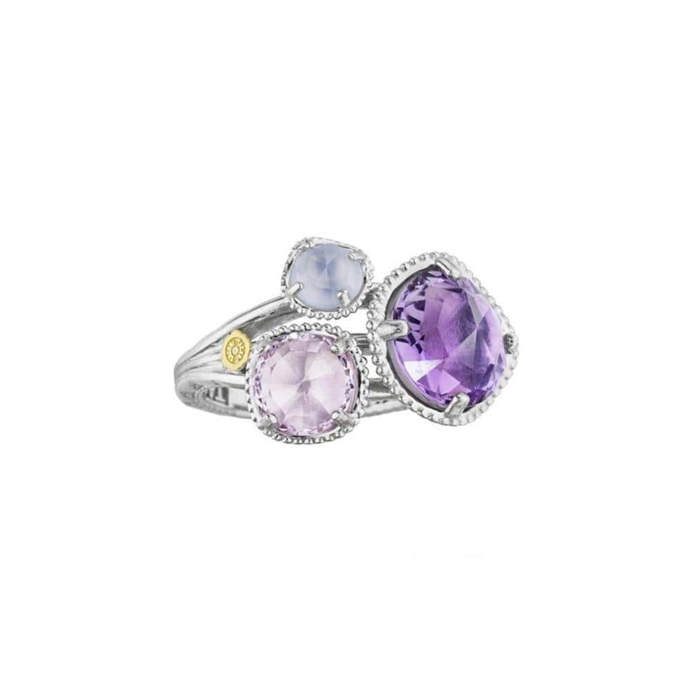 Lilac Blossoms Ring