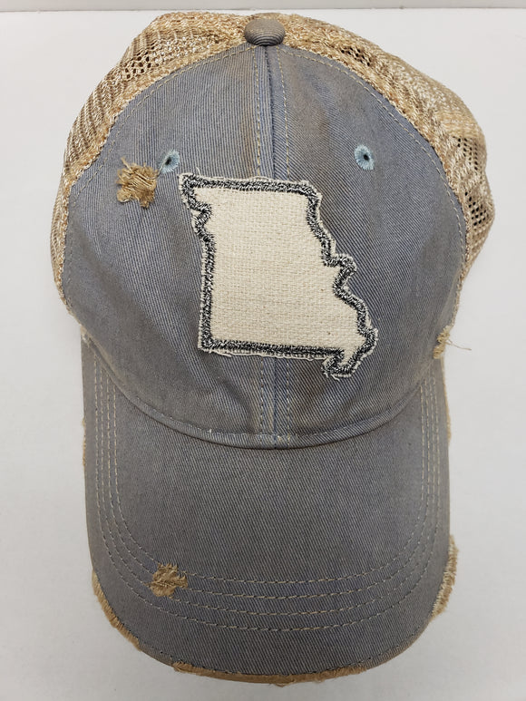 Missouri on Grey Hat
