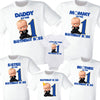 Boss Baby Matching Birthday T-Shirt