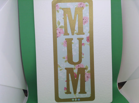 Any Occasion - Mum in Gold