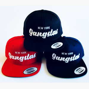 NSL TEAM HAT 1016 NEW YORK GANGSTAS™ (available in 3 colors) - NSLGear.com