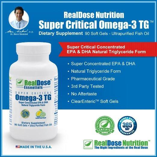 Super Critical Omega-3 TG