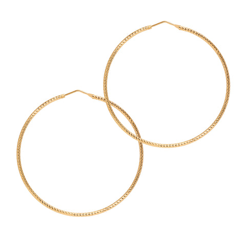 La ROMA Hoops - Extra Large