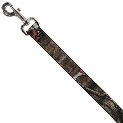 Dog Leash - Mossy Oak Break-Up Infinity