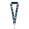 "Lanyard - 1.0"" - Peter Pan Group Flying Scene"