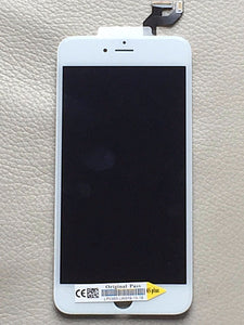 AAA Grade iPhone 6S Plus LCD Screen Digitizer - White - 6 Month Warranty