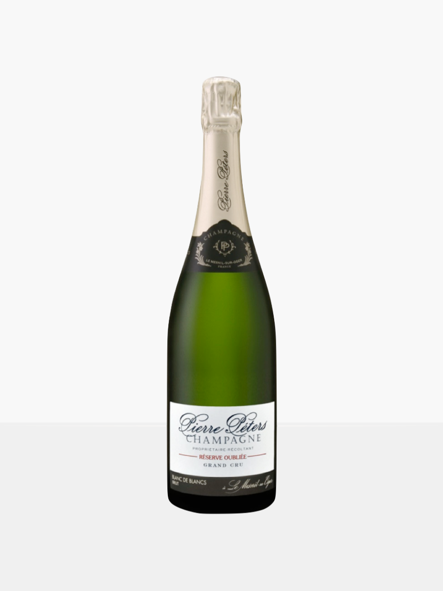 Pierre Peters Champagne, part of our champagne delivery and great for unique gift ideas.