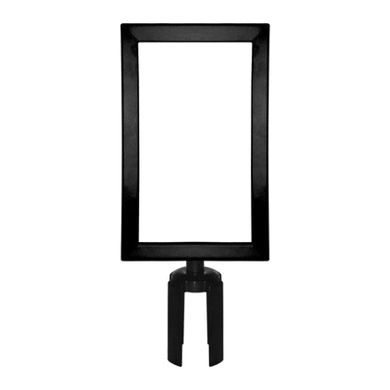 7x11 inch Deluxe Frame for Tensabarrier Style Posts