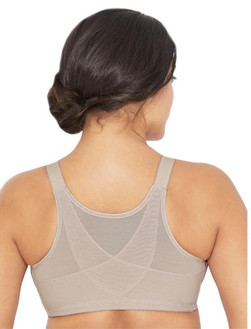 Front Close Support Bra With Posture Back 1202