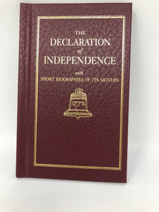 """The Declaration of Independence"""