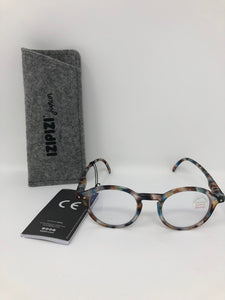 Izipizi Junior Glasses for Screen (blue tortoise frames)
