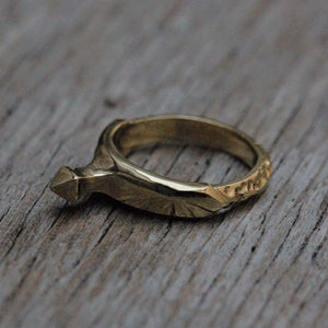 Arx ring - gold