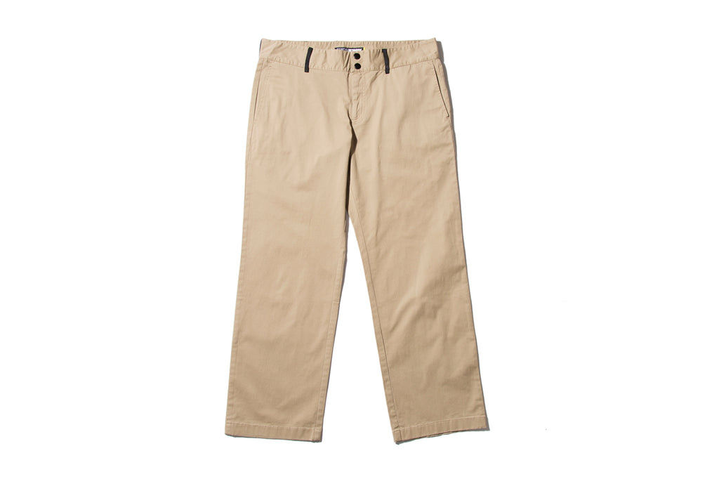 "REMIX ""TECH CHINO PANTS""(Khaki)"