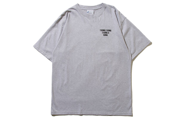 "PUBLIC POSSESSION ""KARAOKE BUTTON TEE"""