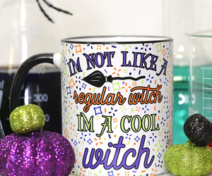 I'm Not Like A Regular Witch Mug